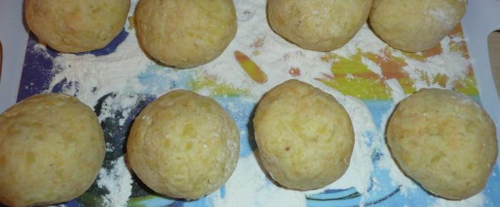 Mamas Kartoffelklöße
