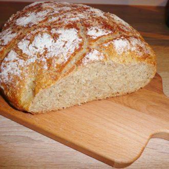 Brot über Nacht