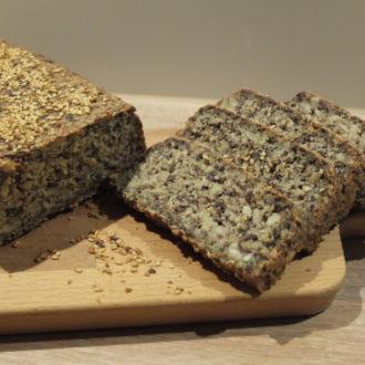 Brot ohne Mehl und Hefe