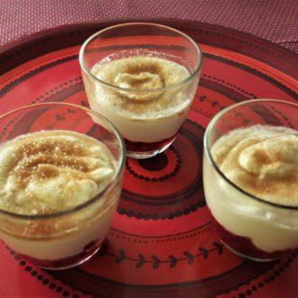 Himbeer-Joghurt-Dessert von Bärbel